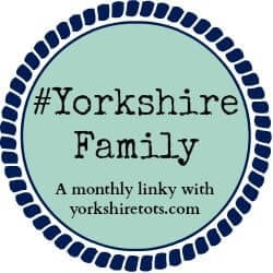 #yorkshirefamily badge