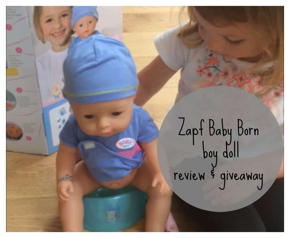 Zapf Baby Born Interactive Boy Doll Review Amp Giveaway